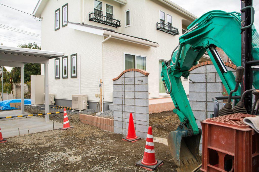 建設事業とGPUデータセンター事業
